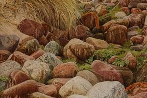 Rocks Mellon Udrigle III 735 x 610mm Print available