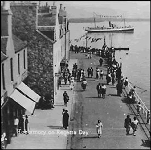 history tobermory bay