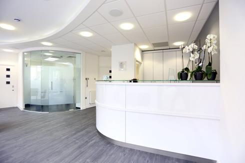 Welcome to c landau dental surgery charles landau dental surgery for Dental clinic interior design concept