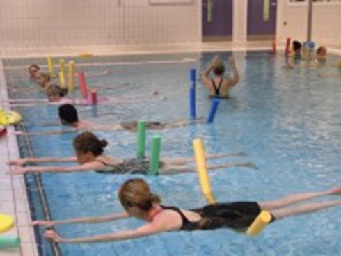 The one day AStretch course in Northern Ireland received positive reviews. Enthusiastic delegates took part in interactive gym exercise sessionsfacilitated by Sue Gurden and Hydrotherapy sessions led by Claire Jeffries