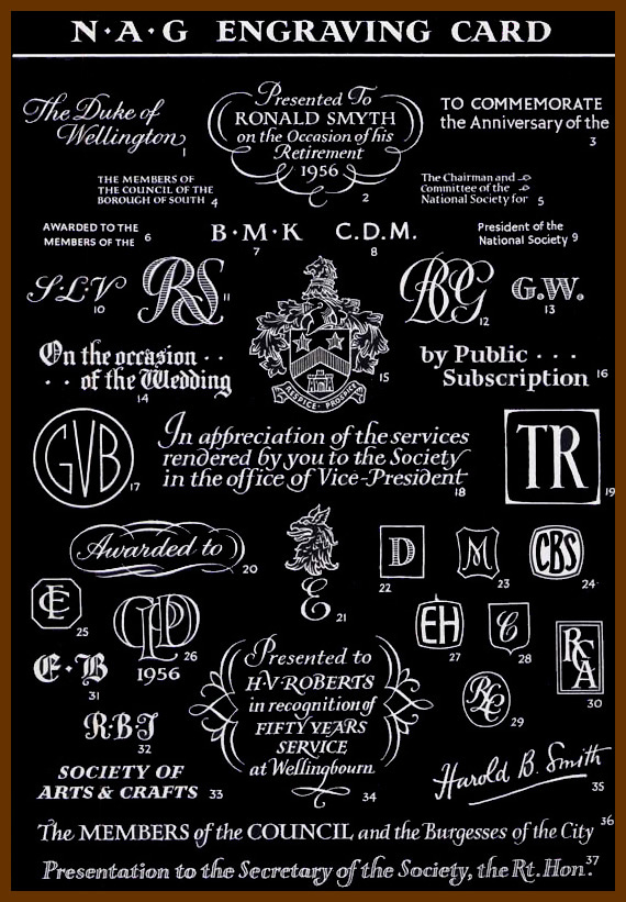 hand engraving styles   hand engraving specialists