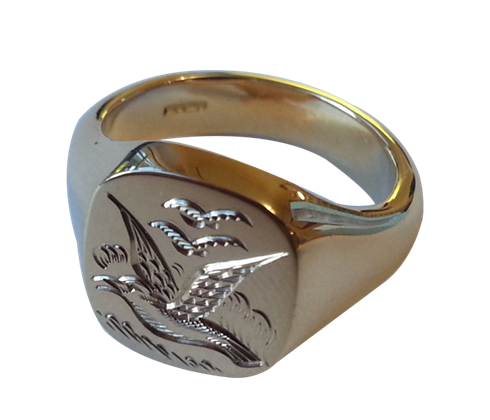 Signet Ring Store Hand Engraving Specialists