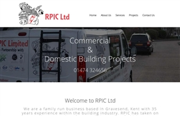 RPIC - website design by Toolkit Websites, professional web designers