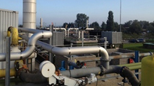 Industrial Pipework fabrication and installation