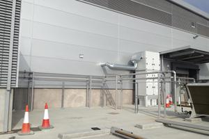 Cooling water pipework - Rolls Royce