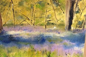 'Fusion of Bluebells'