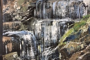 'Waterfall Lake District'