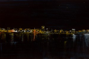 Night Lights Over Murcia.