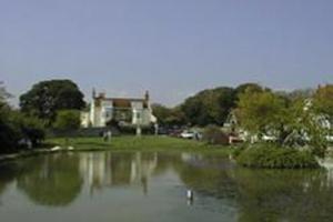 Image of lake in Rottingdean