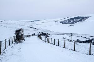 Image of Snow in Rottingdean