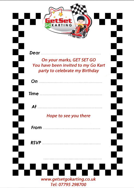 Downloads : Get Set Go Karting