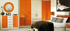 Fitted wardrobes in Kent