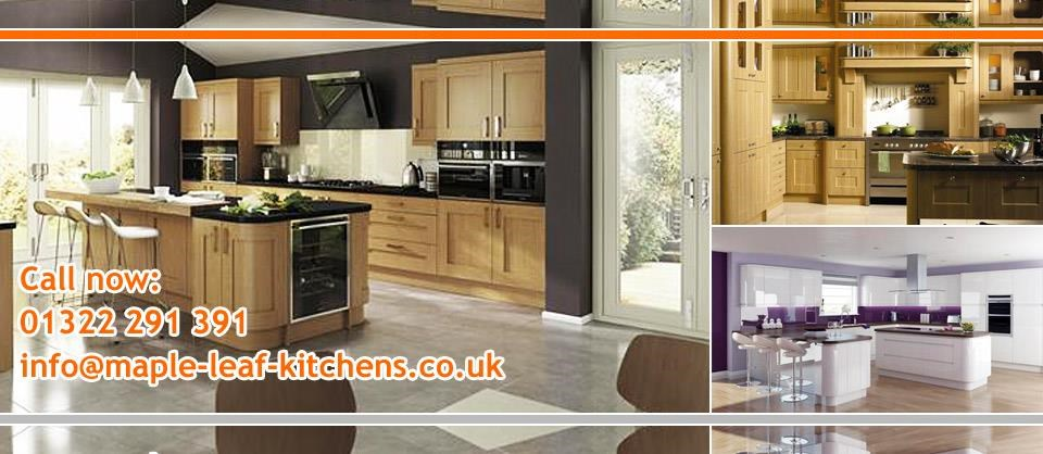 Fitted kitchens in Bromley, Bexley, Dartford and Kent
