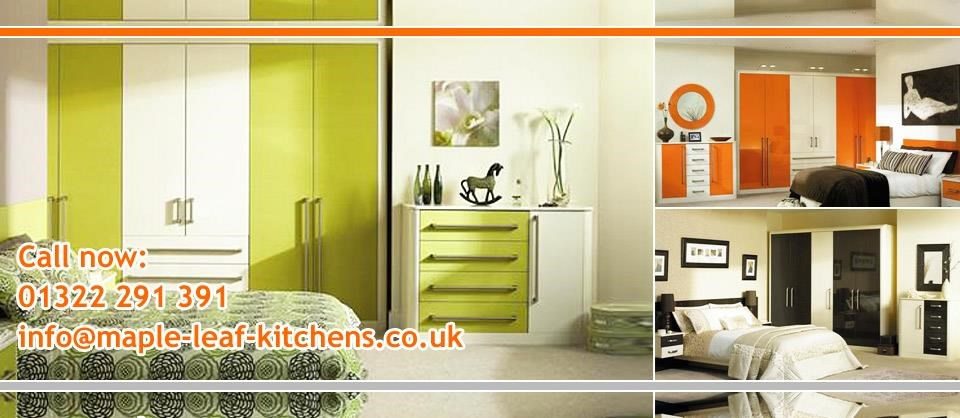 Fitted bedrooms in Bromley, Bexley, Dartford and Kent