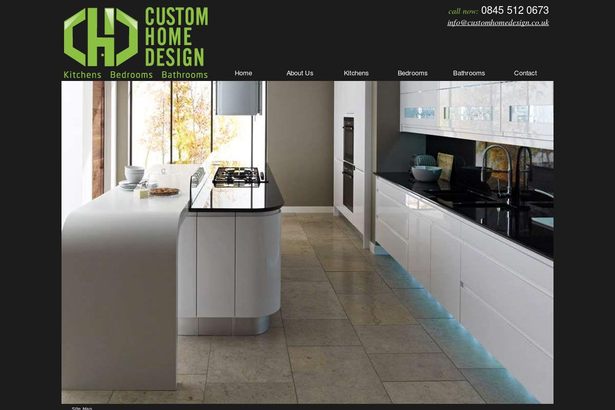 Welcome to custom home design ltd chd for Home decor uk ltd