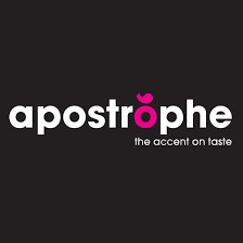 360ict Ltd. clients Apostrophe logo