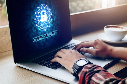 CyberSecurityLaptopUser