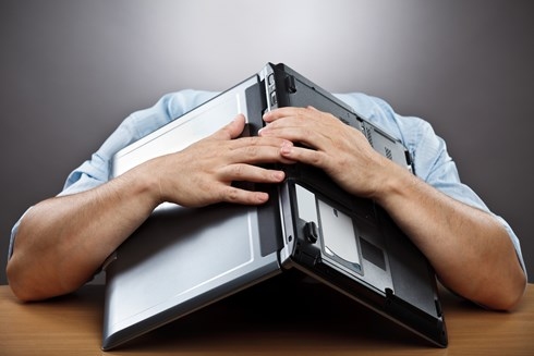 Don't wait until it's too late-Back Up files and data