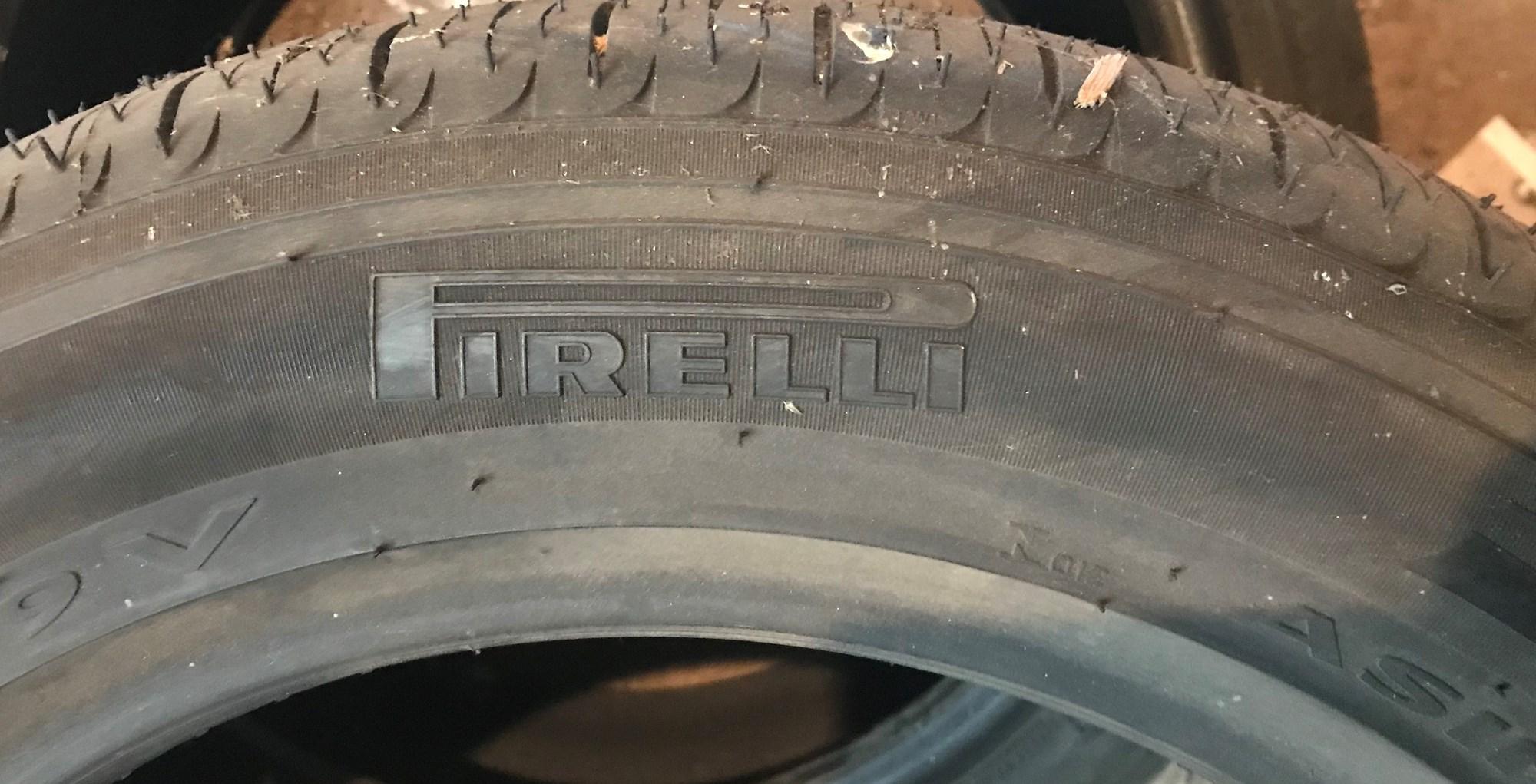 Pirrelli 235/55/17 Tyre