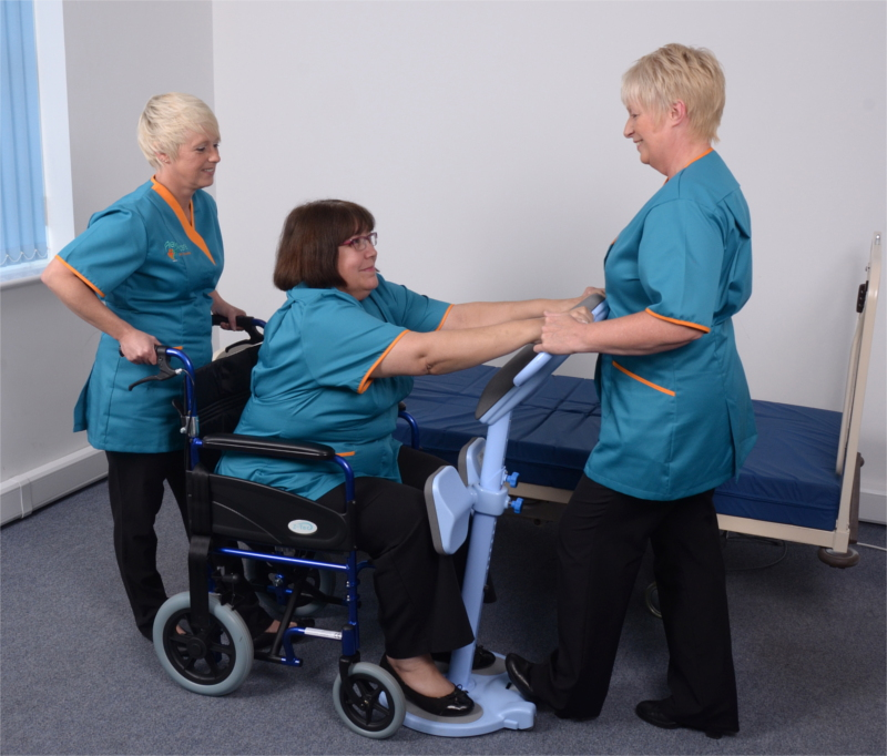 Moving and Handling training