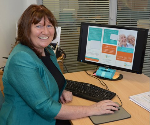 Ann Whaley Registered Manager of Flexicare at Home