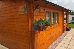 New kingfisher cabin
