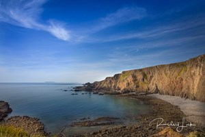 Stunning View at Hartland Point by Richard Lock