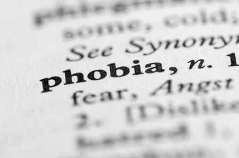 Overcoming phobias with NLP in Birmingham