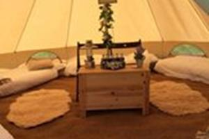Guest Bell Tent