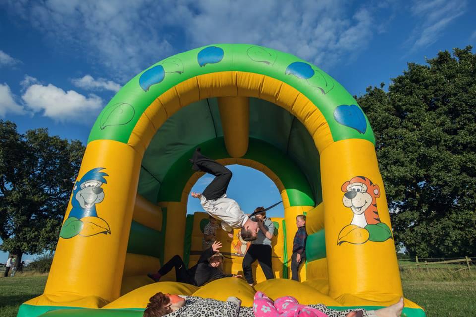 The Bouncy Castle