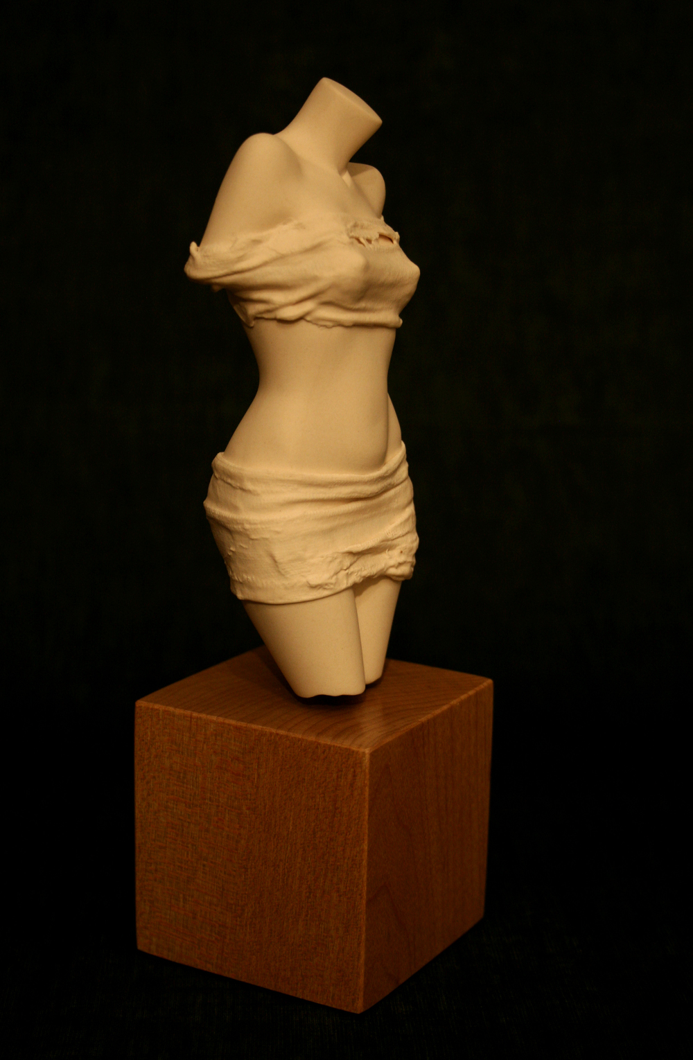 Aphrodite side-view