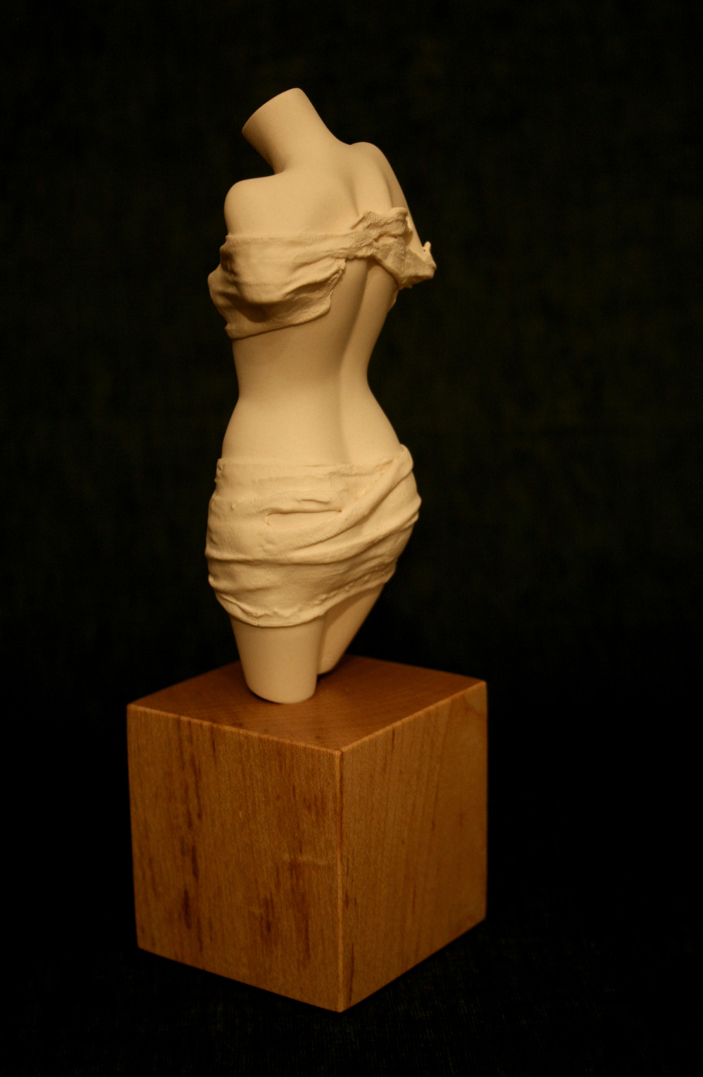 Aphrodite back-view