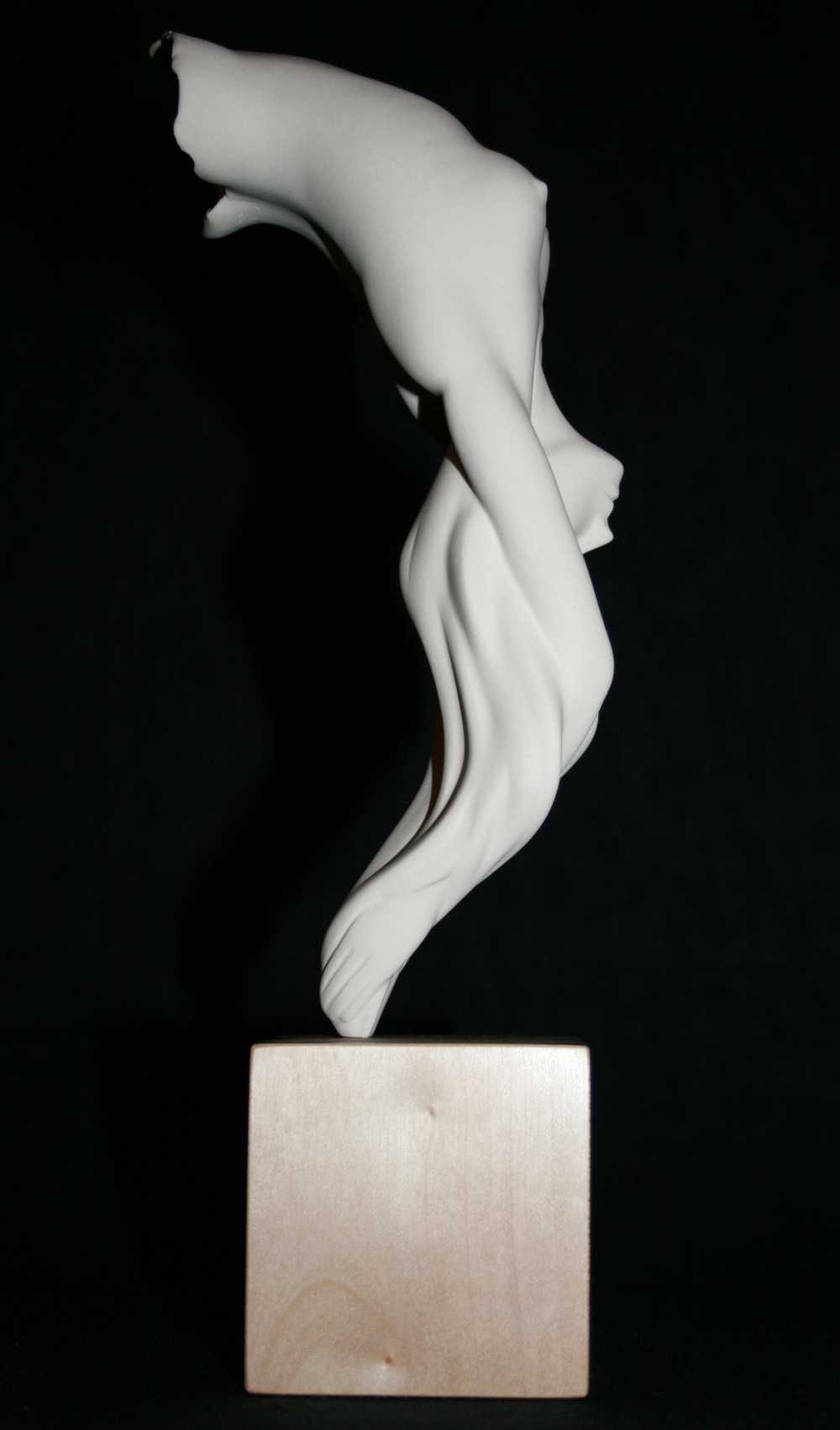 Ecstasy Torso side-view
