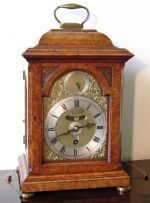 Bracket Clock - Benjamin Gray  1740