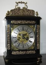 English Mantel Clock by Speakman
