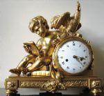Daniel Vauchez Mantel Clock