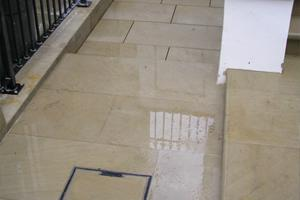 New yorkstone paving and steps