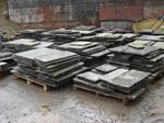 Reclaimed york stone paving in stock