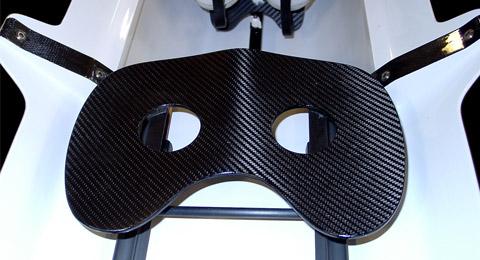 CD-X seat detail