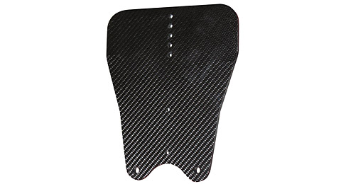 CDRS Carbon stretcher board