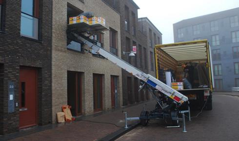 Piano movers in London - The Furniture Hoist Company