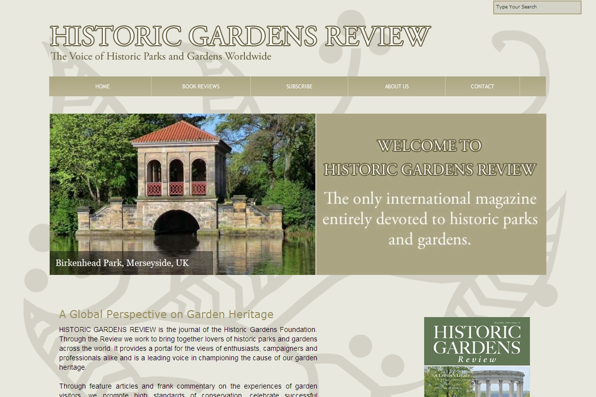 Welcome To Historic Gardens Foundation Historic Gardens Review