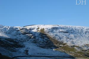 Mam Tor from Castleford