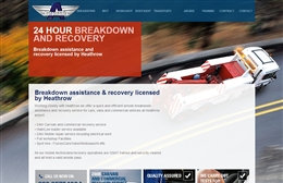Automania  - Automotive website design by Toolkit Websites, Southampton