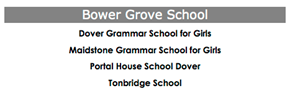 Bower Grove School logo