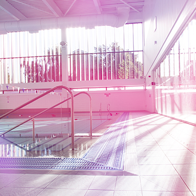 Atherton leisure centre swimming pool