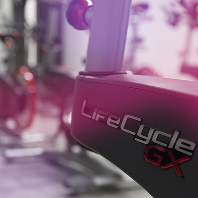 Cycling machines for spinning class
