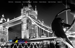 Web design case study for London Boiler Company