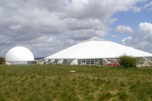 Intec, Winchester - Falzonal (aluminium) standing seam roofing / Composite panel - Trant Construction - £420,000