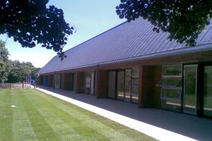 Kings Copse School, Southampton - Rheinzink Standing Seam roofing / Composite panel - HBG Construction - £280,000